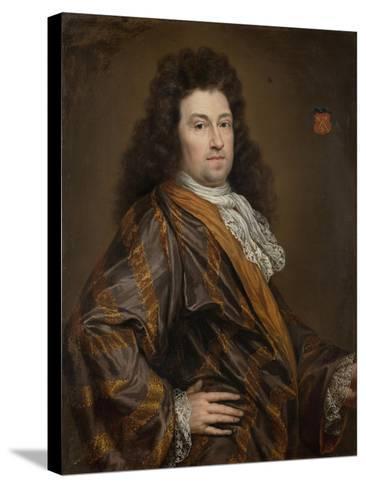 Portrait of Francois Leydecker, Delegate to the Court of Audit for Zeeland--Stretched Canvas Print