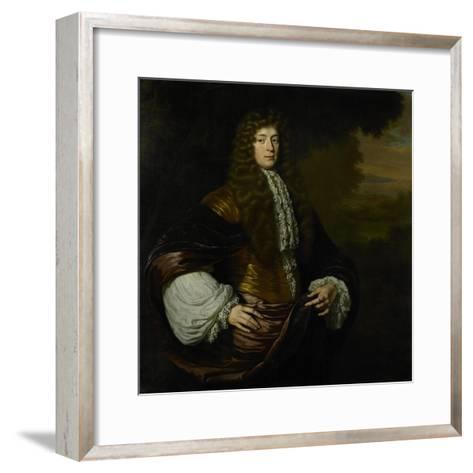 Portrait of Hendrick Bicker, Burgomaster of Amsterdam-Michiel Van Musscher-Framed Art Print
