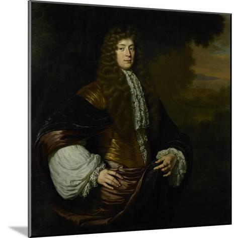 Portrait of Hendrick Bicker, Burgomaster of Amsterdam-Michiel Van Musscher-Mounted Art Print
