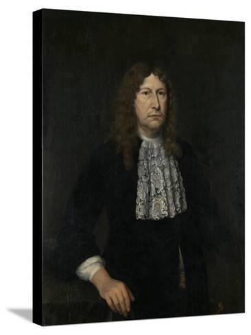 Portrait of Johannes Camphuys, Governor-General of the Dutch East Indies-Gerrit van Goor-Stretched Canvas Print