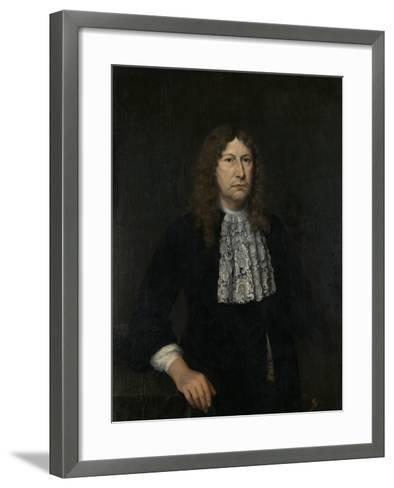 Portrait of Johannes Camphuys, Governor-General of the Dutch East Indies-Gerrit van Goor-Framed Art Print