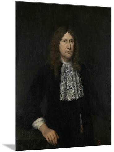 Portrait of Johannes Camphuys, Governor-General of the Dutch East Indies-Gerrit van Goor-Mounted Art Print