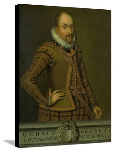 Portrait of Gerard Reynst, Governor-General of the Dutch East Indies--Stretched Canvas Print