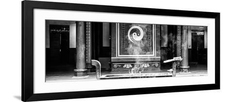 China 10MKm2 Collection - Yin Yang Temple-Philippe Hugonnard-Framed Art Print