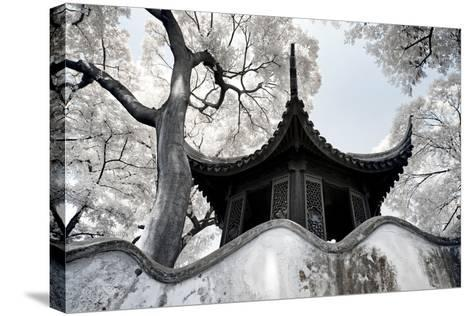 China 10MKm2 Collection - Another Look - Temple-Philippe Hugonnard-Stretched Canvas Print