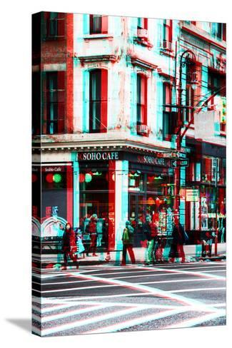 After Twitch NYC - Soho-Philippe Hugonnard-Stretched Canvas Print