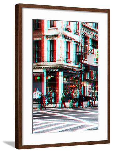 After Twitch NYC - Soho-Philippe Hugonnard-Framed Art Print