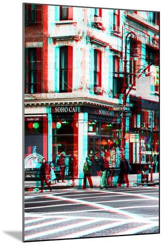 After Twitch NYC - Soho-Philippe Hugonnard-Mounted Photographic Print