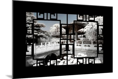 China 10MKm2 Collection - Asian Window - Another Look Series - Forbidden City-Philippe Hugonnard-Mounted Photographic Print