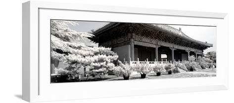 China 10MKm2 Collection - Another Look - Beijing Temple-Philippe Hugonnard-Framed Art Print