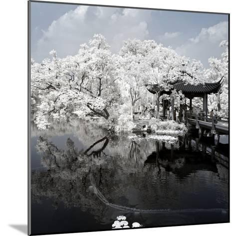 China 10MKm2 Collection - Another Look - View of the Temple-Philippe Hugonnard-Mounted Photographic Print