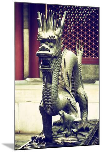 China 10MKm2 Collection - Dragon-Philippe Hugonnard-Mounted Photographic Print