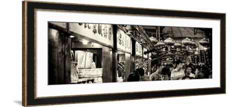 China 10MKm2 Collection - Lifestyle FoodMarket-Philippe Hugonnard-Framed Art Print