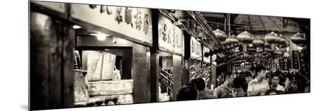 China 10MKm2 Collection - Lifestyle FoodMarket-Philippe Hugonnard-Mounted Photographic Print