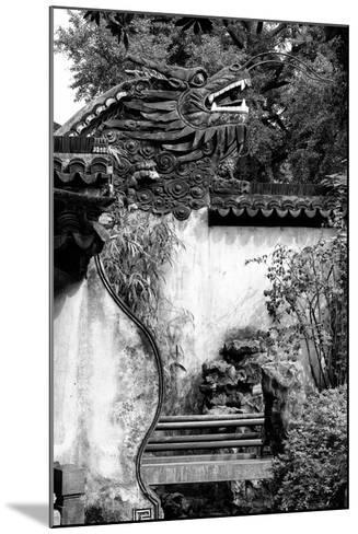 China 10MKm2 Collection - Chinese Dragon Head-Philippe Hugonnard-Mounted Photographic Print