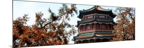 China 10MKm2 Collection - Summer Palace Temple-Philippe Hugonnard-Mounted Photographic Print