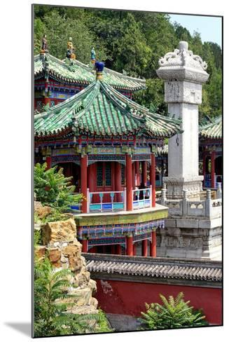 China 10MKm2 Collection - Summer Palace Architecture-Philippe Hugonnard-Mounted Photographic Print