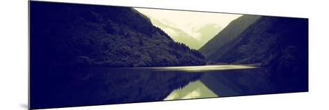 China 10MKm2 Collection - Rhinoceros Lake - Jiuzhaigou National Park-Philippe Hugonnard-Mounted Photographic Print