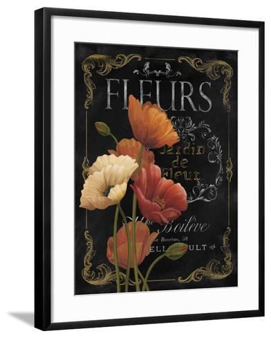 Botanical Collection IV-Abby White-Framed Art Print
