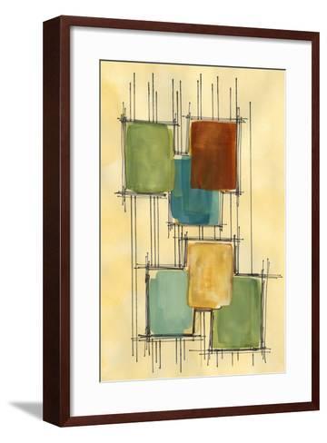 City Windows II-Charles McMullen-Framed Art Print