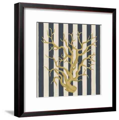 Marine Medley I-Erica J^ Vess-Framed Art Print