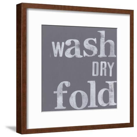Fresh Laundry III-Deborah Velasquez-Framed Art Print