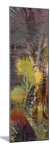 Thistle Panel III-James Burghardt-Mounted Art Print
