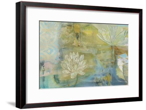 Lotus Dream-Jodi Fuchs-Framed Art Print