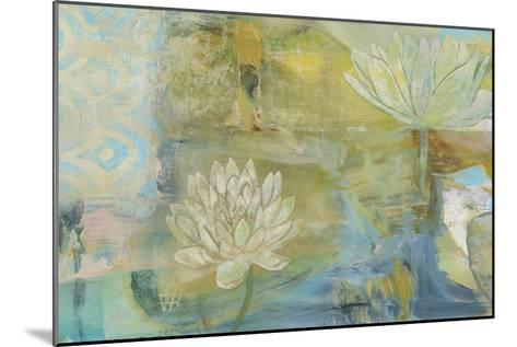Lotus Dream-Jodi Fuchs-Mounted Art Print