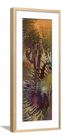 Thistle Panel II-James Burghardt-Framed Art Print