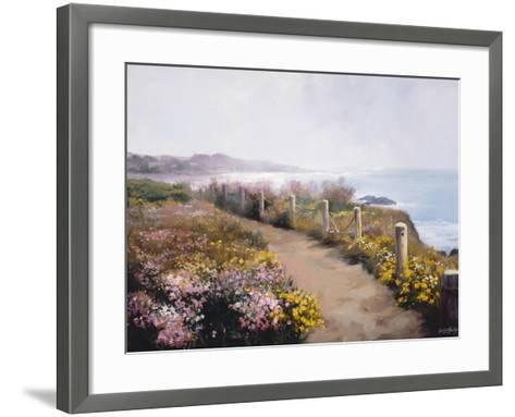 Wildflowers-Carolyne Hawley-Framed Art Print