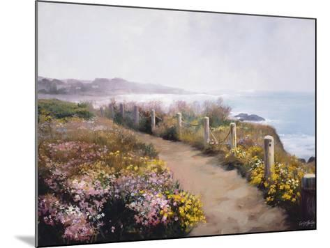 Wildflowers-Carolyne Hawley-Mounted Art Print