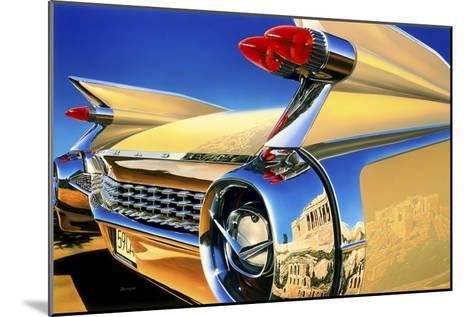 '59 El Dorado Athens-Graham Reynolds-Mounted Art Print