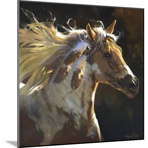 Spirit Horse-Carolyne Hawley-Mounted Art Print