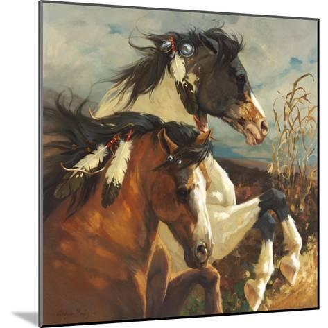 Wind Voyager-Carolyne Hawley-Mounted Art Print