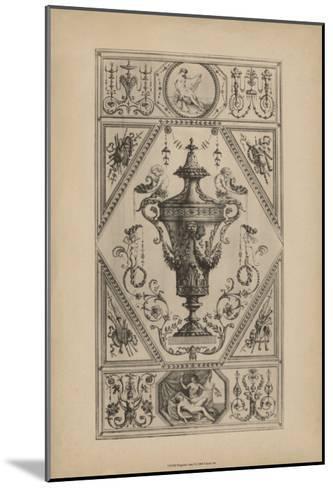 Pergolesi Vase I-Michel Pergolesi-Mounted Art Print