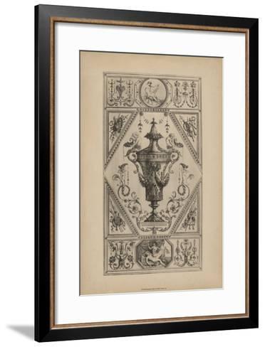 Pergolesi Vase I-Michel Pergolesi-Framed Art Print