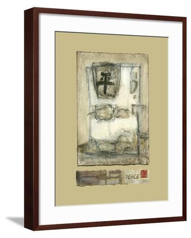 Chinese Peace-Mauro-Framed Art Print
