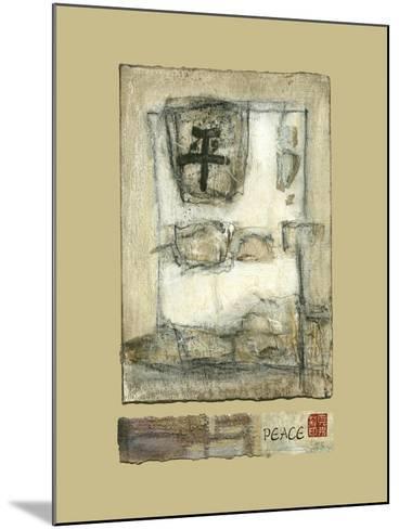 Chinese Peace-Mauro-Mounted Art Print