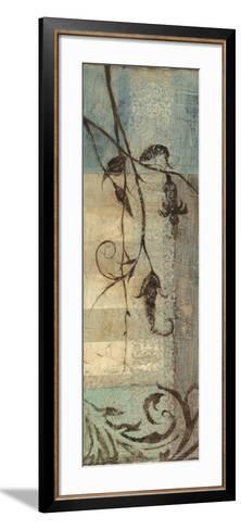 Small Wildflower Resonance I-Jennifer Goldberger-Framed Art Print