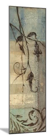 Small Wildflower Resonance I-Jennifer Goldberger-Mounted Art Print