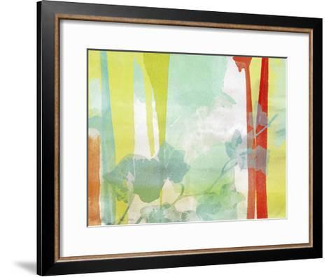A Leaf Was Born II-Irena Orlov-Framed Art Print