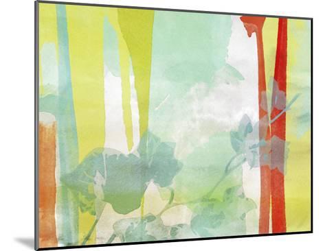 A Leaf Was Born II-Irena Orlov-Mounted Art Print