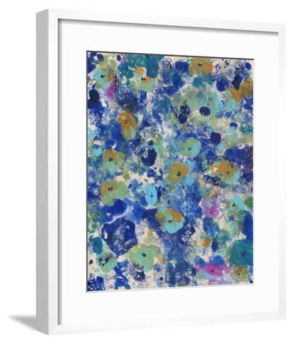 Floral Bright I--Framed Art Print