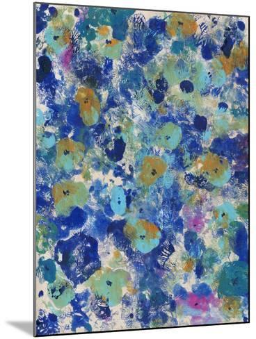 Floral Bright I--Mounted Art Print