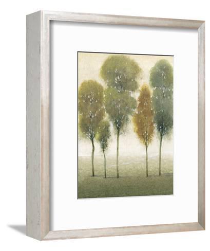 Beyond the Trees I--Framed Art Print