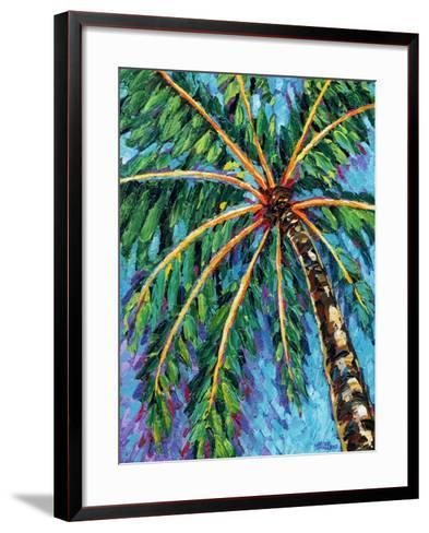 Under the Palms II-Carolee Vitaletti-Framed Art Print