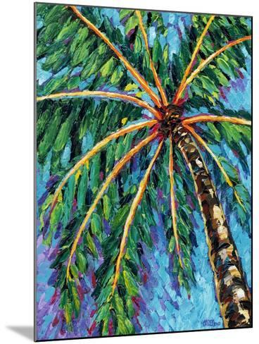 Under the Palms II-Carolee Vitaletti-Mounted Art Print