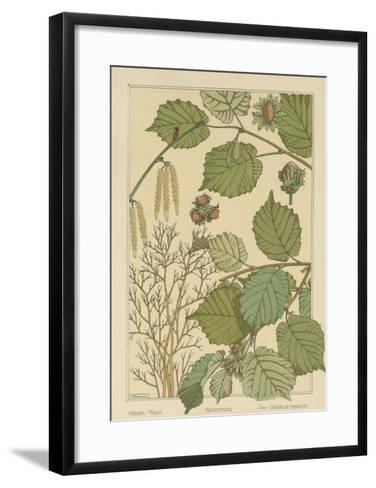 Hazel Tree-M^P^ Verneuil-Framed Art Print