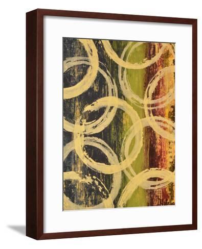 Rings of Engagement II-Natalie Avondet-Framed Art Print